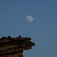Il bastione e la sua luna - LaraLally19 - Montefiore Conca (RN)