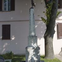 MONUMENTO AI CADUTI VISTA LATERALE - FabioFromItaly - Montefiore Conca (RN)