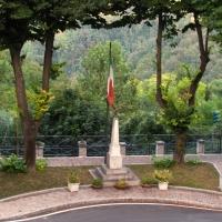 Monumento ai caduti visto dall alto - LaraLally19 - Montefiore Conca (RN)