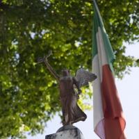 MONUMENTO AI CADUTI (PARTICOLARE) - FabioFromItaly - Montefiore Conca (RN)