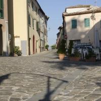 PIAZZA DELLA LIBERTA' SCORCIO 1 - FabioFromItaly - Montefiore Conca (RN)