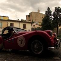 La piazza di Montefiore e il gran premio Nuvolari - LaraLally19 - Montefiore Conca (RN)