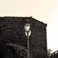 Lampioni nella piccola arena - LaraLally19 - Montefiore Conca (RN)