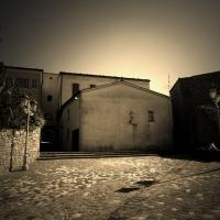 Dal palco della piccola arena - LaraLally19 - Montefiore Conca (RN)