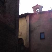 Porta Curina dall interno del borgo - LaraLally19 - Montefiore Conca (RN)