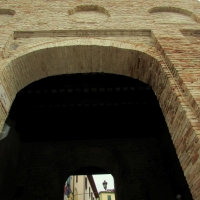 La Porta Curina ingresso al Borgo - LaraLally19 - Montefiore Conca (RN)
