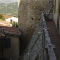 ROCCA MALATESTIANA - BASTIONE LATO NORD OVEST - FabioFromItaly - Montefiore Conca (RN)