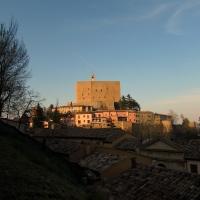 La Rocca ed il suo paese - LaraLally19 - Montefiore Conca (RN)