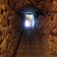 Antiche scale di tempi lontani nella Rocca - LaraLally19 - Montefiore Conca (RN)