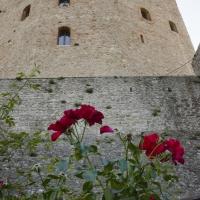 ROCCA MALATESTIANA - ESTERNO FACCIATA OVEST - FabioFromItaly - Montefiore Conca (RN)