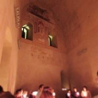 La sala dell Imperatore a lume di candela - LaraLally19 - Montefiore Conca (RN)
