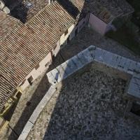 ROCCA MALATESTIANA - TERRAZZO INTERMEDIO (PARTICOLARE) - FabioFromItaly - Montefiore Conca (RN)