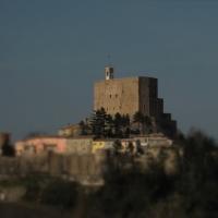 La Rocca e le sue mura che cingono il piccolo borgo - LaraLally19 - Montefiore Conca (RN)
