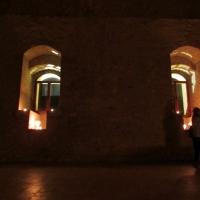 La stanza del trono a lume di candela - LaraLally19 - Montefiore Conca (RN)