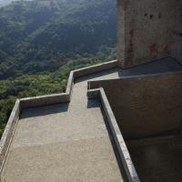 ROCCA MALATESTIANA - TERRAZZO INTERMEDIO - FabioFromItaly - Montefiore Conca (RN)