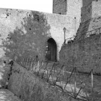 Rocca vista 2 B&W - Loris Temeroli - Montefiore Conca (RN)