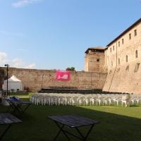 Castel sismondo, slargo interno 04 - Sailko - Rimini (RN)