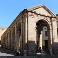 Rimini, antica pescheria, retro 01 - Sailko - Rimini (RN)