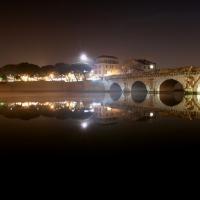 Ponte Tiberio night - Scorpione 68 - Rimini (RN)