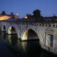Tiberio in blu - Scorpione 68 - Rimini (RN)