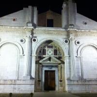 Durante una sera in vacanza - St. Miriam - Rimini (RN)