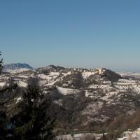 Visioni dall'arena - Larabraga19 - Montefiore Conca (RN)