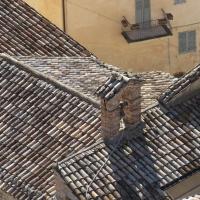 Il piccolo campanile dall'alto - Larabraga19 - Montefiore Conca (RN)