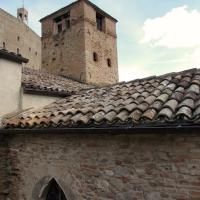 Una antica chiesa ai piedi di una Rocca unica - Larabraga19 - Montefiore Conca (RN)