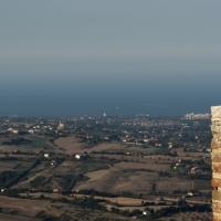 Panorama dalla Rocca - Larabraga19 - Montefiore Conca (RN)