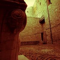 La cisterna nella Rocca - Larabraga19 - Montefiore Conca (RN)