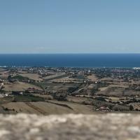 Cielo, mare, terra, pietre antiche - Larabraga19 - Montefiore Conca (RN)