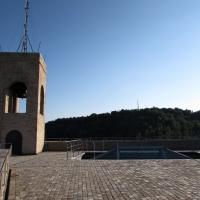 La Rocca, il suo Campanile e il suo monte Auro - Larabraga19 - Montefiore Conca (RN)