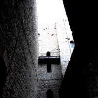 L'ingresso alla Fortezza - Larabraga19 - Montefiore Conca (RN)