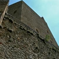 Mura e Torrione della Rocca - Caba2011 - Montefiore Conca (RN)
