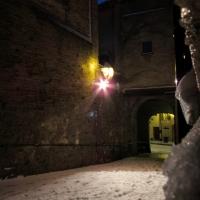 La magia della neve - Larabraga19 - Montefiore Conca (RN)