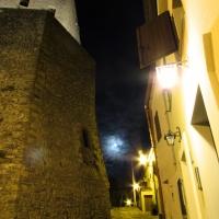 Una strada, una rocca, la sua luna - Larabraga19 - Montefiore Conca (RN)