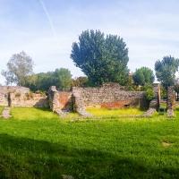 Anfiteatro romano in una bella mattina di autunno - Opi1010 - Rimini (RN)