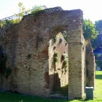 Particolare anfiteatro romano - Rimini 3 - Paperoastro - Rimini (RN)