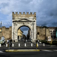 Arco D'Augusto - Carlo Salvato - Rimini (RN)