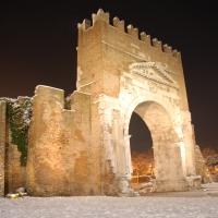Arco di Augusto innevato - GianlucaMoretti - Rimini (RN)