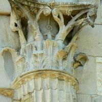 Arco di Augusto - Rimini - facciata NW - particolare 2 - Paperoastro - Rimini (RN)
