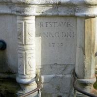 Particolare fontana della pigna - Rimini 2 - Paperoastro - Rimini (RN)