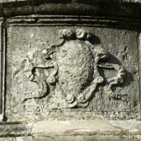 Particolare fontana della pigna - Rimini 11 - Paperoastro - Rimini (RN)