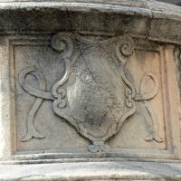 Particolare fontana della pigna - Rimini 12 - Paperoastro - Rimini (RN)