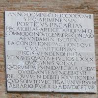 Vecchia pescheria - Rimini - targa - Paperoastro - Rimini (RN)