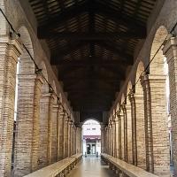 La galleria della vecchia Pescheria - Soniatiger - Rimini (RN)