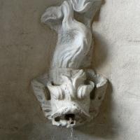 Vecchia pescheria - Rimini - particolare fontana - Paperoastro - Rimini (RN)