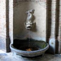 Vecchia pescheria - Rimini - fontana - Paperoastro - Rimini (RN)