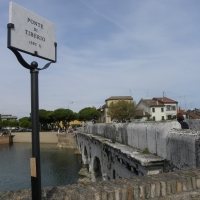 PONTE di TIBERIO - L'eterno PONTE di RIMINI - Claudio CASADEI - Rimini (RN)