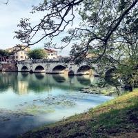 Ponte di Tiberio Città di Rimini - Matteo Mammato - Rimini (RN)